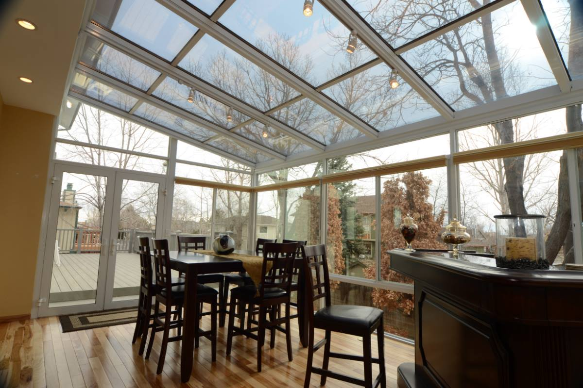 Howard County Sunrooms, Windows